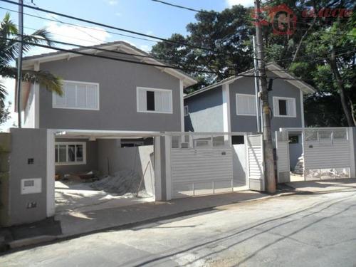 Sobrado Para Venda Em São Paulo, Super Quadra Morumbi, 3 Dormitórios, 2 Suítes, 3 Banheiros, 3 Vagas - So0266_1-1010286