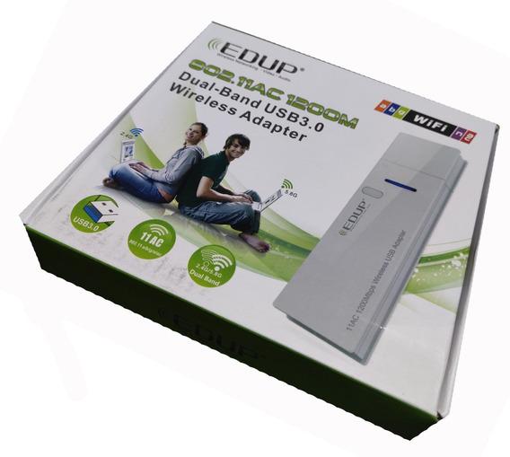 Adaptador Wireless Dual Band Ac1200 5ghz Ultra Rapido