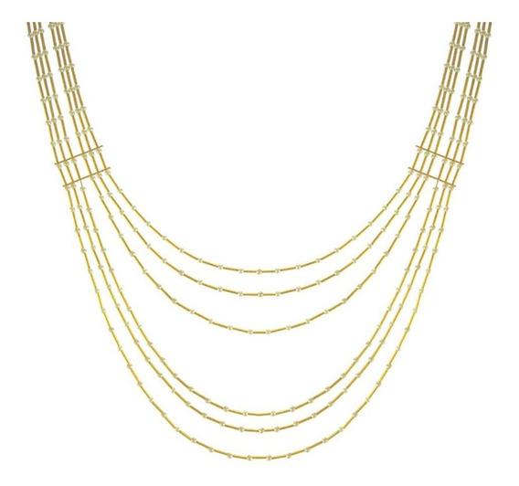 Colar Barbara Strauss Sorrento Em Pérola Lalique