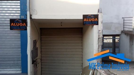 Salão Comercial 280 M² - Jd. D