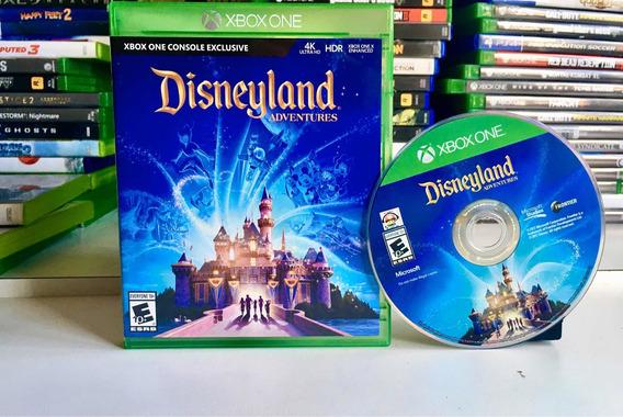 Dysneyland Adventures Para Xbox One