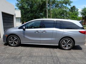 Honda Odyssey Elite 10at 3.5 V6 280hp 8 Pasajeros Año 2018