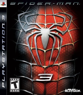 Spiderman 3 Playstation 3