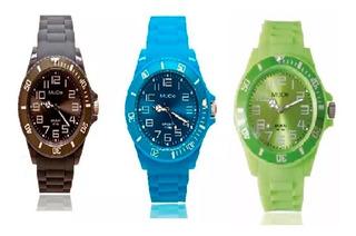 Reloj Okusai Deportivo Mujer Dama Mode 510 Varios Colores