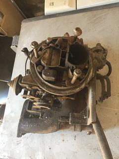Carburador Weber 24 21 Con Admisión