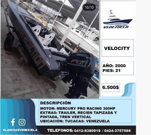 Lancha Velocity 21 Lv66