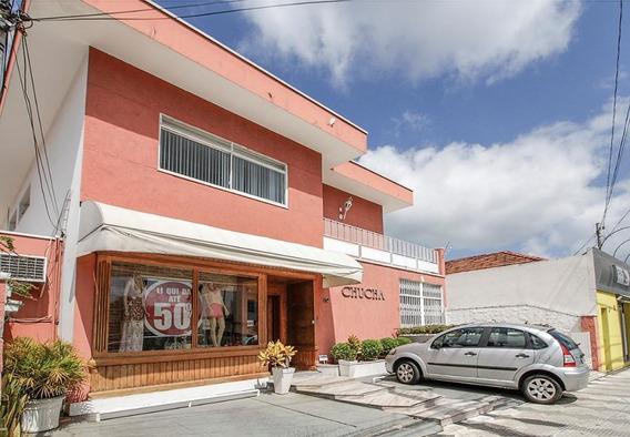 Opotunidade! Imóvel Comercial No Centro De Mogi Das Cruzes Em Ótima Localização E Área De Revitalização - Ca0047