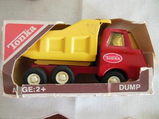 Mini Tonka Dump 35 Verd