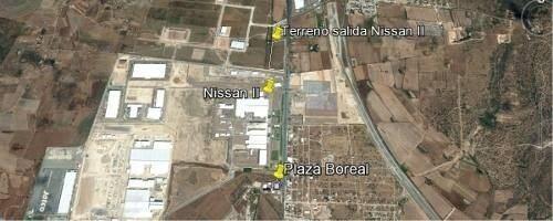Terreno En Zona Industrial En Desarrollo