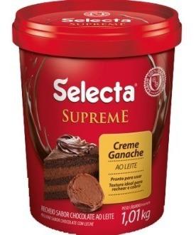 Ganache Chocolate/leche/blanco