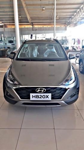 Hyundai - New Hb20x 1.6at Diamond Bluelink G117