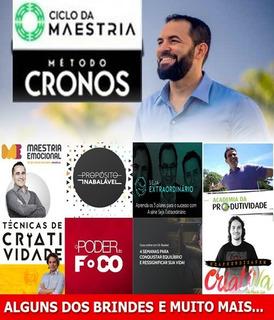 Ciclo Da Maestria 2019 + Metodo Cronos + Brindes Exclusivos