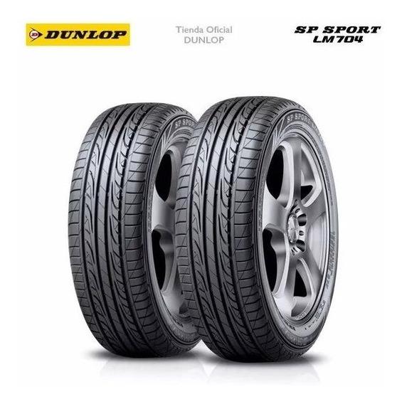 Kit X2 Cubiertas 185/65r14 (86h) Dunlop Sport Lm704