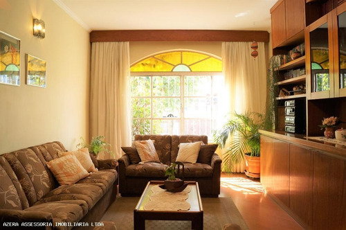 Imagem 1 de 15 de Casa Para Venda Em São Paulo, Vila Paulista, 3 Dormitórios, 1 Suíte, 2 Banheiros, 2 Vagas - 7917_2-652938