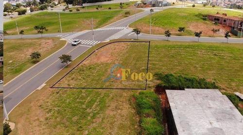 Terreno À Venda, 468 M² Por R$ 245.000,00 - Condomínio Portal San Giovanni - Itatiba/sp - Te0636