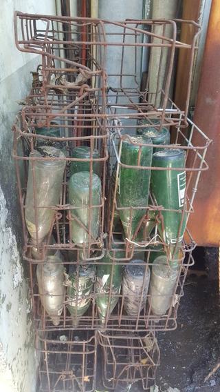 Cajones De Hierro Botellas
