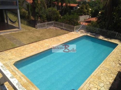 Casa Para Alugar, 500 M² Por R$ 5.000,00/mês - Parque Da Fazenda - Itatiba/sp - Ca1452