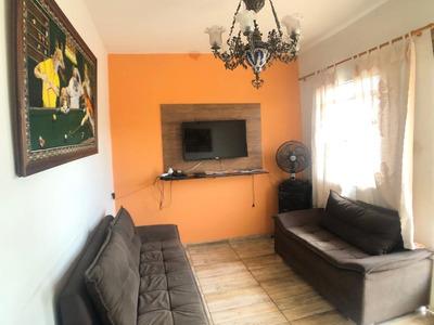 Casa De 02 Quartos Com Suíte Bairro Jardim Balneário - 4903