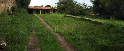 Imagem 1 de 9 de Chácara Residencial À Venda, Estância Das Flores, Vinhedo. - Ch0022