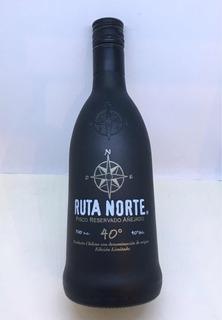 Botella Vacía Colección Pisco Norte