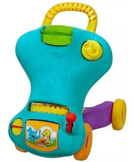 Andador Caminador 2 En 1 Pata Pata Playskool Hasbro Original