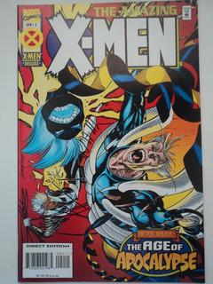 Hq-the Amazing:x-men:#2:marvel Comics:importado(inglês)