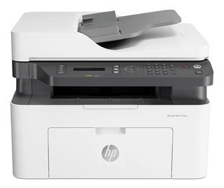 Impresora Hp Laser Mfp 137fnw, Wifi, Multifuncional