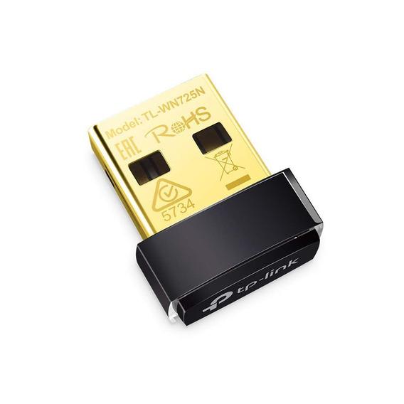 Adaptador Wifi Usb Tp Link Receptor De Señal