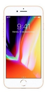 iPhone 8 64gb Mq6x2ll/a A11 2gb 12mpx Libre De Fabrica Gold