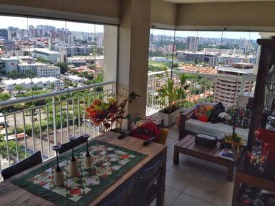 Apartamento Em Chácara Santo Antônio, São Paulo/sp De 100m² 2 Quartos À Venda Por R$ 750.000,00 - Ap190485