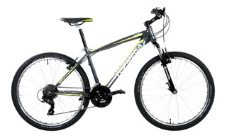 Bicicleta Mountain Bike Topmega Rowen R26 21v Shimano..