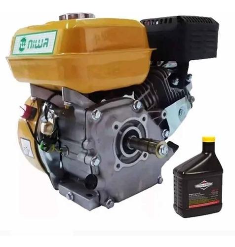 Motor Horizontal Niwa Naftero 5,5 Hp Mnw-55 Moron Ppi Niwa