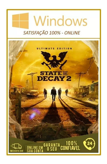 State Of Decay 2 - Suprema Edition - Pc