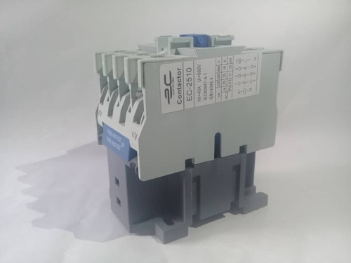 Contactor Propósito General 25 Amp, 110/220 V, 3 Polos
