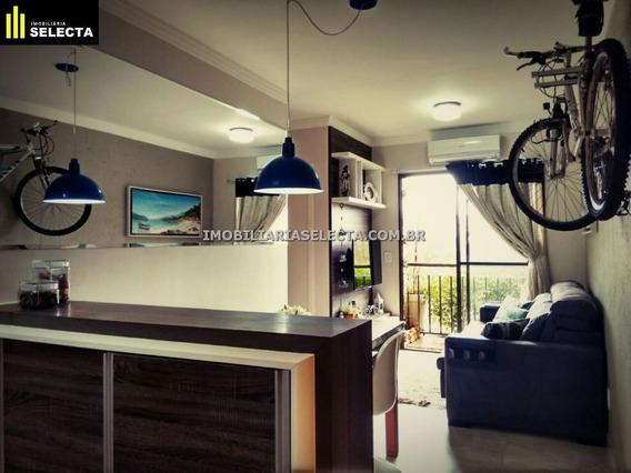 Apartamento 2 Quartos Para Venda No Jardim Bosque Das Vivendas Em São José Do Rio Preto - Sp - Apa2374