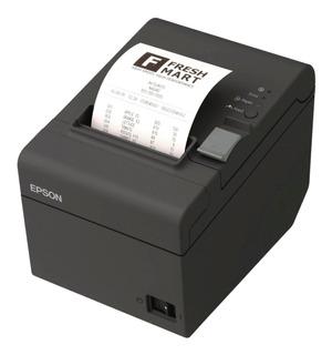 Impresora Epson Tmt20 Usb Termica Comandera Tickeadora