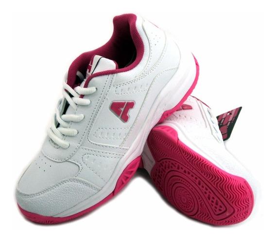 Zapatilla Addnice Tenis Colegial Niñas Tcc01 Empo2000