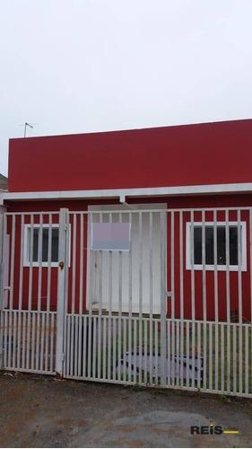 Casa Com 2 Dormitórios À Venda, 54 M² Por R$ 165.000,00 - Jardim Residencial Dos Reis - Sorocaba/sp - Ca1433
