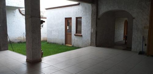Casa Sola En Ahuatepec / Cuernavaca - Maz-73-cc