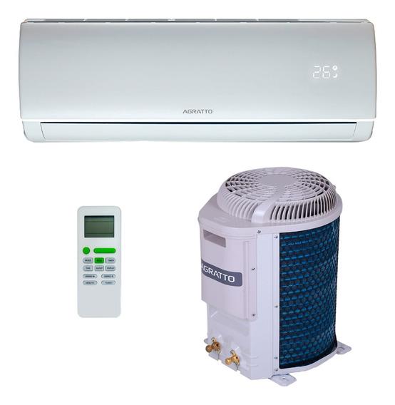 Ar-condicionado Parede - Agratto | 12.000 Btus | Frio
