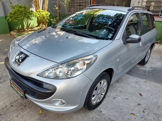 Peugeot 207 Sw Xrs 1.4 2010 (aceito Cartão)
