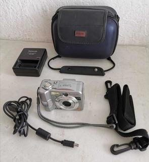 Camara Panasonic Lumix Dmc-lc80 Usada 262a