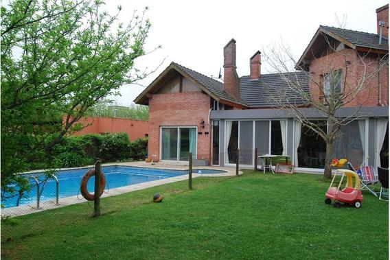 Casa 4 Hab En Venta Barrio Laguna Del Sol Tigre
