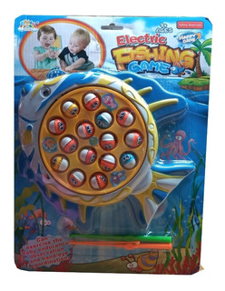 Pescamagic Juego De Pesca Electronico 09175