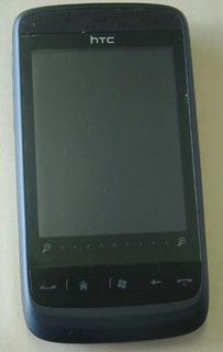 Htc Touch2 T3333 3g Gps Wifi Wm 6.5 +nota + Garantia