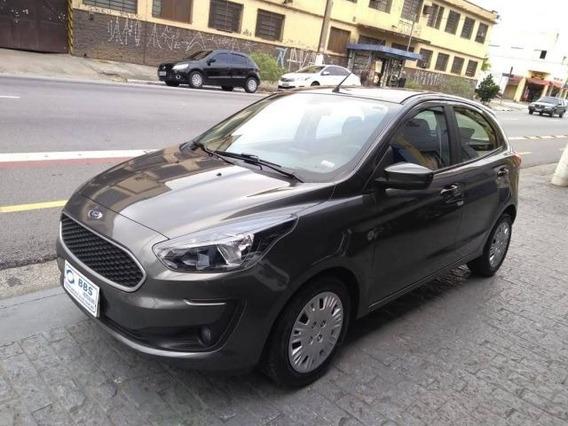 Ford Ka Se Plus 1.0, Se Plus Com Tela 14 Mil Km, Exx6155