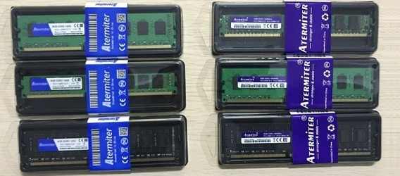 Memória Ram Amd Ddr3 8gb 1600 Mhz 240 Pinos 1.5v