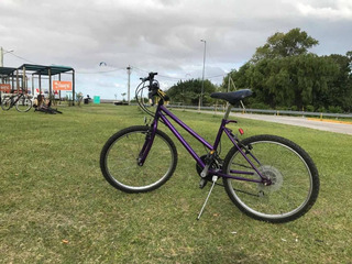 Bicicleta Rodado 24, 21 Cambios Para Chicos Desde 8 Años