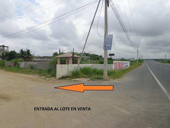 Vendo Terreno Punta Blanca - Santa Elena Ecuador