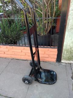 Zorra Carro Carreta Capacidad Para 150 Kilos ! Con Garantia